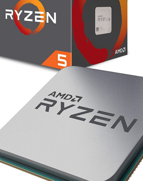 MICROPROCESADOR AMD AM4 RYZEN 5 2600