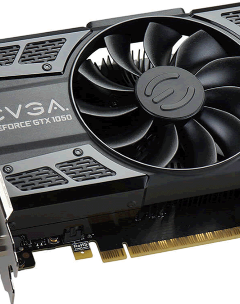 PLACA DE VIDEO EVGA GEFORCE NVIDIA GTX 1050 SC GAMING 3GB DDR5