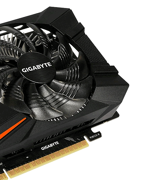 PLACA DE VIDEO GIGABYTE GEFORCE NVIDIA GTX 1050 3GB GDDR5