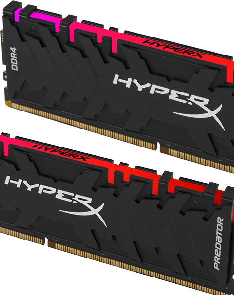 MEMORIA DDR4 KINGSTON PREDATOR RGB 8GB 3200MHZ