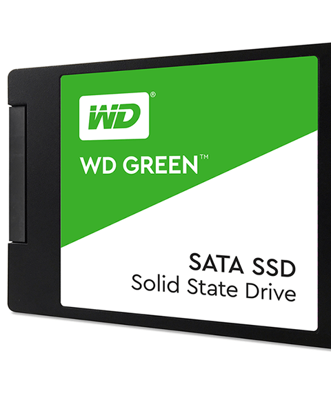 DISCO SOLIDO WESTERN DIGITAL SSD GREEN 1TB